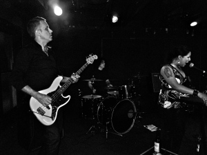 The Kimonos at Rudyards in Houston, TX, 2010, by David Ensminger