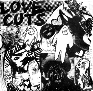 "Love Cuts self-titled 7"" single 45 rpm, Nominal Records 021, 2011"