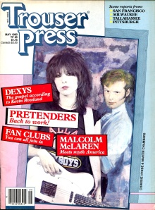 Trouser Press, May 1983