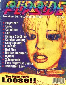 New York Loose in Flipside, No. 94, Feb/March 1995