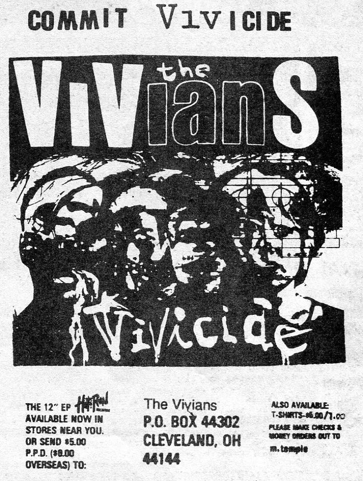 The Vivians Vivicide