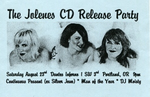 The Jolenes at Dante's Inferno in Portland, OR