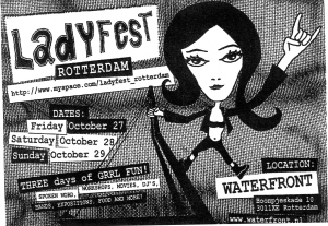 Ladyfest, Rotterdam, Netherlands