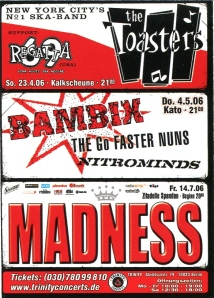 Bambix at Kato in Berlin, Germany, mid-2000s