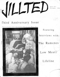 Jillted, Issue No. 15, 1990