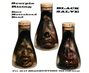 Black Salve (with Tracey Torres) at Headhunters in Austin, TX
