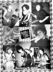 Mutely Chix, in No Idea, No. 7, circa 1988