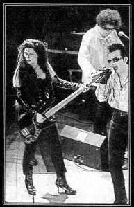 The Damned (with Patricia Morrison), Flipside No. 112, 1998