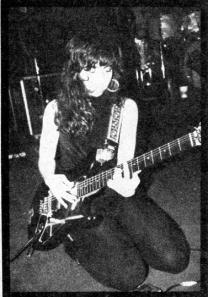 False Prophets (with Debra DeSalvo), Maximum RocknRoll No. 46, March 1987