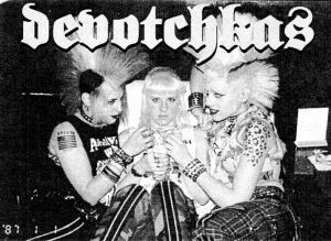 Devotchkas, from Maximum RocknRoll, No. 141, Feb. 1995