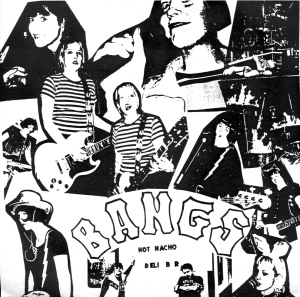 "Bangs ""Bangs / February"" 7"", Kill Rock Stars Records"