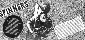 The Spinners (from Turkey), Maximum RocknRoll, Aug. 1990, No. 87