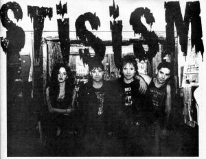 Stisism (with Fiona Lynn), Maximum RocknRoll, March 1996, No. 154