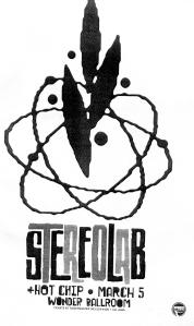 Stereolab at Wonder Ballroom, Portland, OR