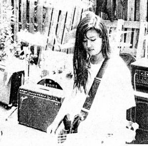 The Dread (with Athena), MaximumRocknRoll, May 1991, No. 96