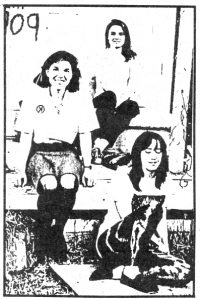 Burning Bush, Maximum RocknRoll, No. 61, June 1988