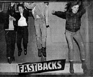 The Fastbacks, Maximum RocknRoll No. 107, April 1992