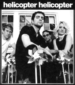 Helicopter Helicopter (with Julie Chadwick(, from Initial Records advert, Left of the Dial, summer 2003