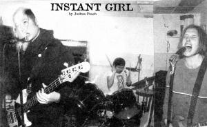 Instant Girl, Heart Attack, No. 23, 1999, by Joshua Peach