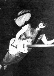 Frightwig (with Deanna Mitchell), Maximum RocknRoll, No. 61, 1988
