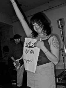 Say Revenge! at Super Happy Funland in Houston, TX, 14 Jan. 2012, by David Ensminger